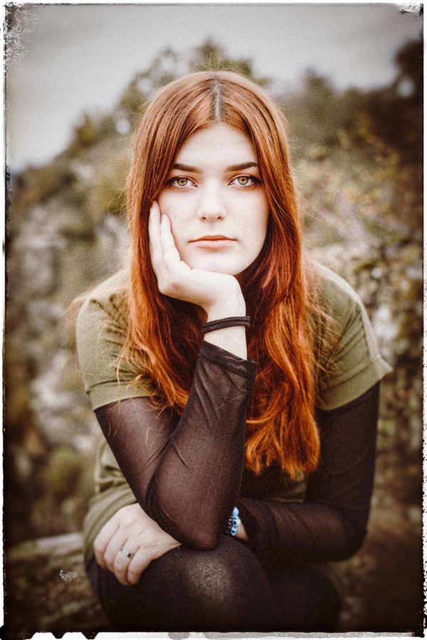 Portrait Teenager Wiesbaden
